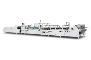 Máy gấp dán hộp tự động Modek GSF-850/950/1100PF