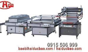Máy in lưới tự động và phủ UV , Model JB800CL/900CL