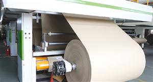 Máy sóng dây truyền sản xuất lõi giấy tổ ong HF1600-40G