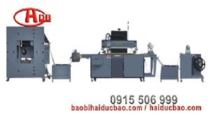 Máy in lưới tự động dạng cuộn , Model JB 4070J/60100J