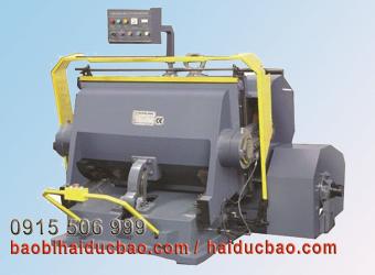Máy bế bán tự động ML 1600 - 1800-1800 G -2200