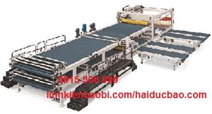 Dàn thu phôi tự động loại đôi Model NCDM-LD2