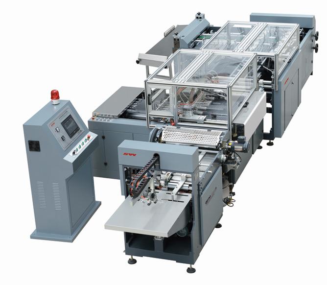 Máy làm bìa cứng tự động QFM-460A/QFM600A