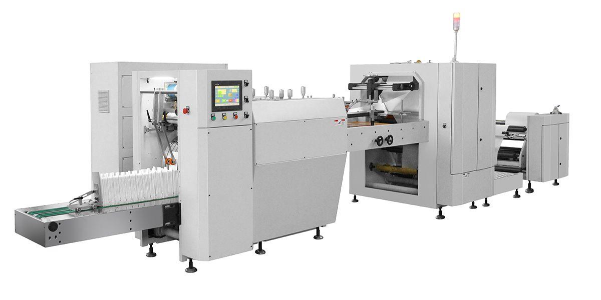 Máy làm túi giấy tự động RZ-G250J/ 350J