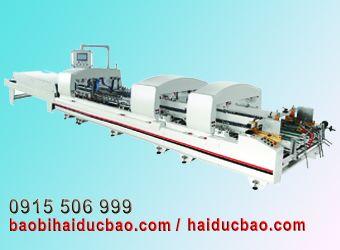 Máy gấp dán thùng carton SHH1650B2A