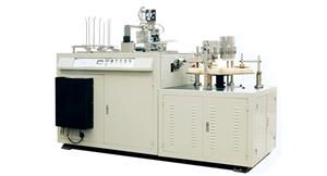 Máy làm cốc giấy hai đầu tự động, Model ZWT - 35